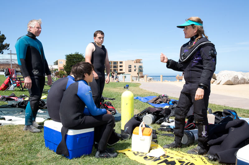 Predive briefing monterey
